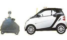 Reparación de cuadros de instrumentos para coches